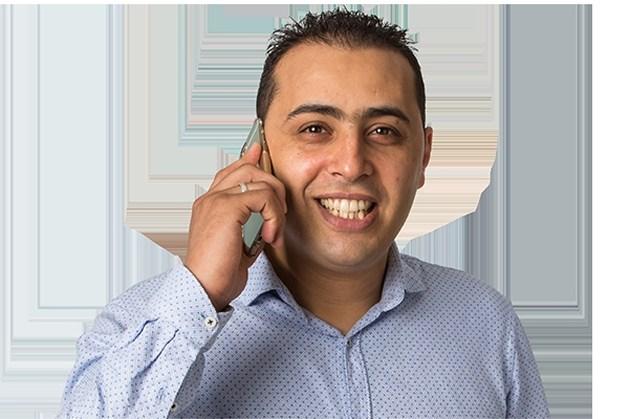 Saïd Farhane nieuwe hoofdtrainer voetbalclub SCG uit Gronsveld