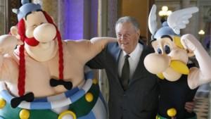 Striptekenaar Albert Uderzo (1927-2020): de man die Asterix vleugels gaf