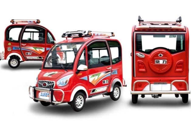 Een elektrische auto voor 840 euro, te koop bij Alibaba
