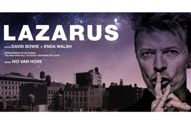 Nederlandse toer David Bowie-musical Lazarus stopt