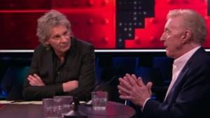 André van Duin ontroerde heel Nederland bij DWDD: 'Ik zei tegen mezelf: je moet je gewoon even vermannen'