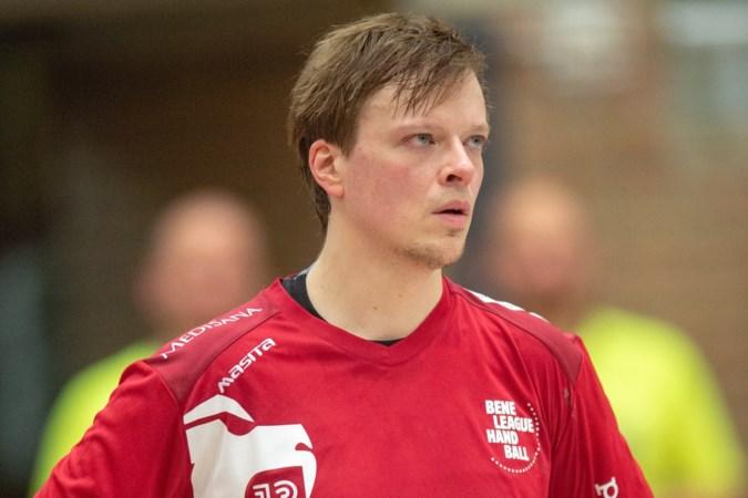 Verveling doet handbalkeeper Rudi Schenk stoppen: 'Het doet best een beetje pijn'