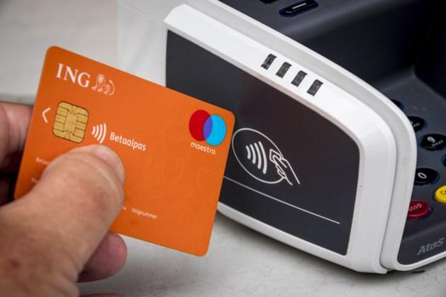 Contactloos betalen zonder pincode verhoogd naar 50 euro