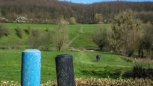Nieuwe bewegwijzering van wandelroutes in gemeente Gulpen-Wittem