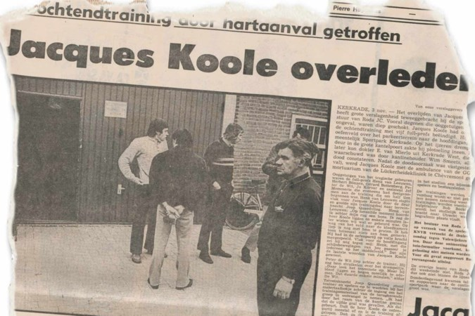 Voormalig Roda-trainer Jacques Koole: de kampioenscoach die geen titel won