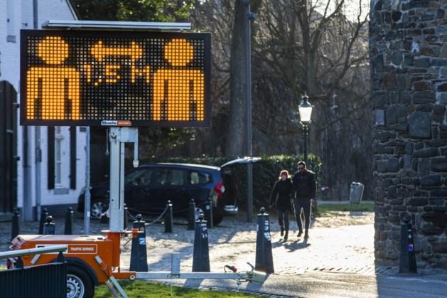 Vooralsnog geen opgelegde groepsverboden en boetes in Limburg