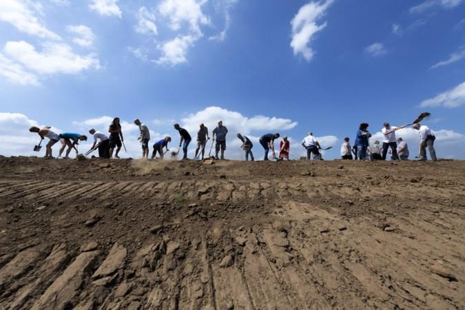 Vijf Maasdijken in Limburg kunnen minder hoog dan gepland