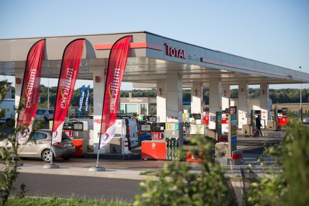 Gratis benzine voor ziekenhuispersoneel in Frankrijk