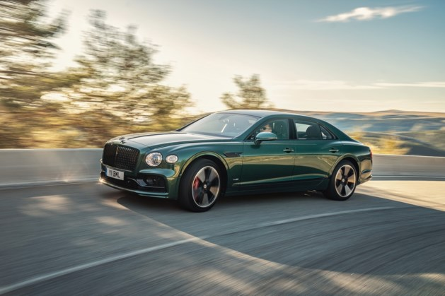 Bentley Flying Spur heeft twee karakters