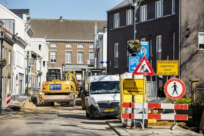 Werkzaamheden in centrum Meerssen opnieuw vertraagd