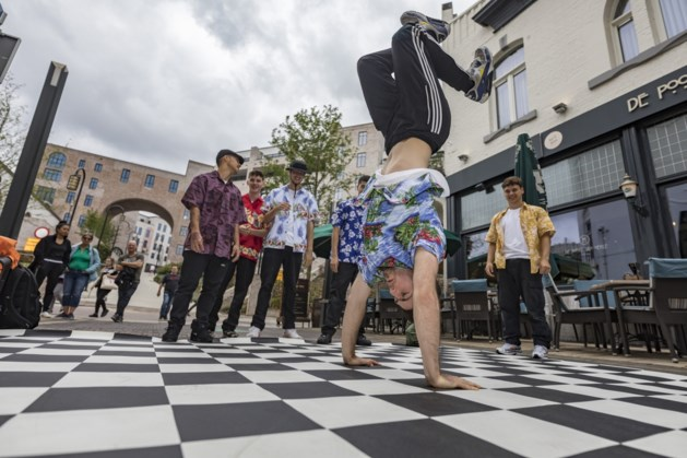 Besluit over doorgang International Breakdance Event in Heerlen op 6 april