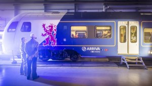 Arriva: vanaf maandag nog maar één trein per uur
