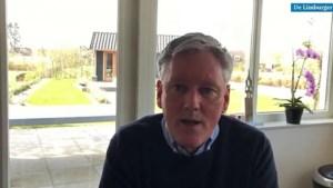 Videoboodschap verkouden burgemeester Venlo aan ouderen: 'Wij omhelzen jullie met duizenden armen'