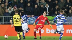 Roda verlengt contract van doelman Novakovic