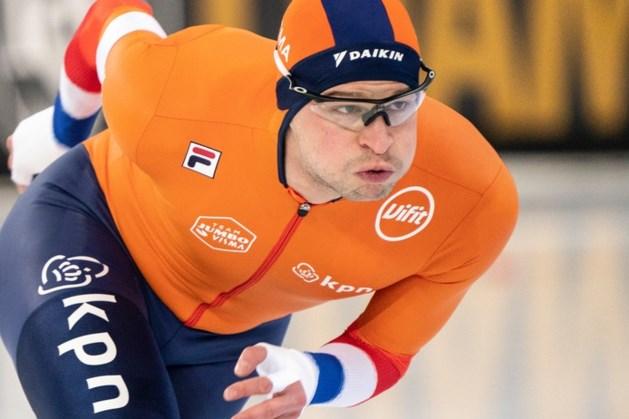 Sven Kramer (33) gaat nog minimaal twee jaar door met schaatsen