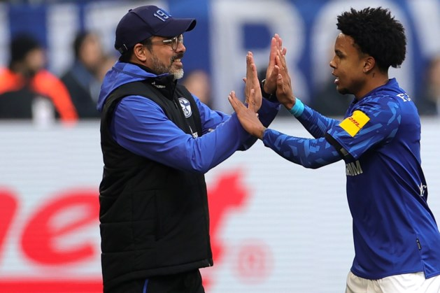 Voetbalclub Schalke 04 start groepstraining online