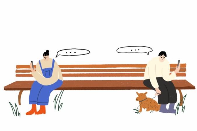 1,5 meter afstand houden blijkt moeilijk: 'Kwestie van herinneren en herhalen'