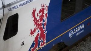 Minder treinen tussen Heerlen en Aken door werk aan spoor