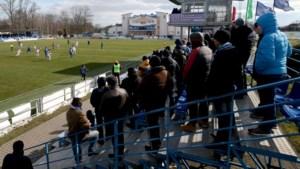 Voetbal uit Wit-Rusland staat plotseling in de etalage