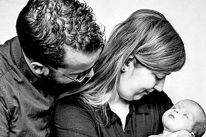 Baby Eibhilin uit Reuver is misschien wel de jongste coronapatiënt