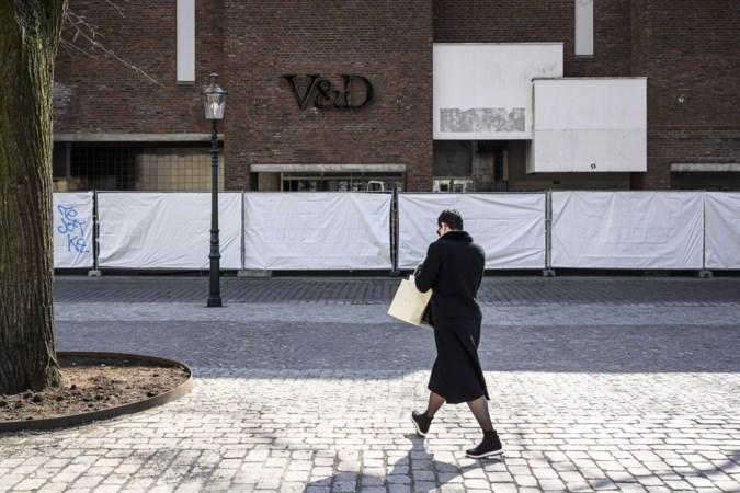 Renovatie V&D pand Roermond voorlopig uitgesteld