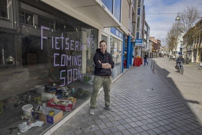 Criminologe (25) wordt fietsenmaker met eigen zaak in Heerlen