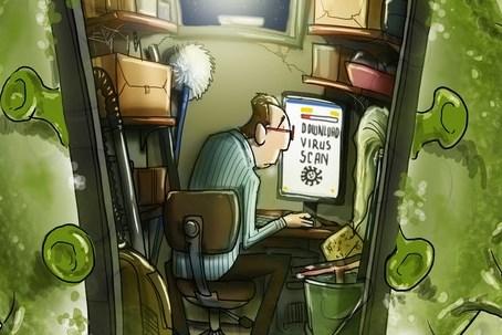 Thuiswerken zonder trammelant: zeven tips voor veilig onlineverkeer