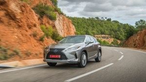 Lexus RX 450h AWD: what's new?