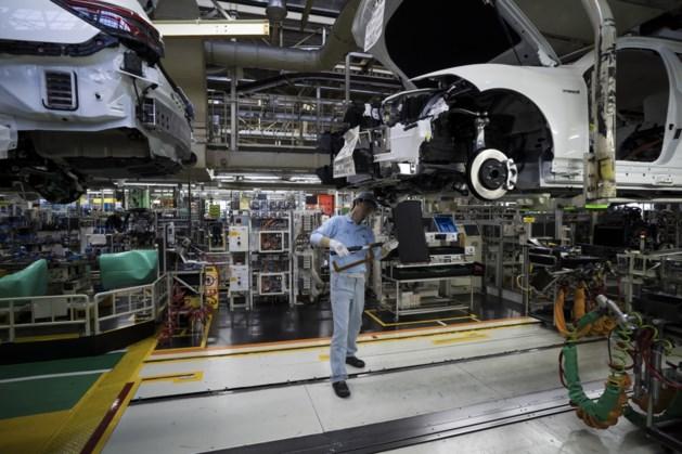 Productie Toyota zakt in door coronacrisis