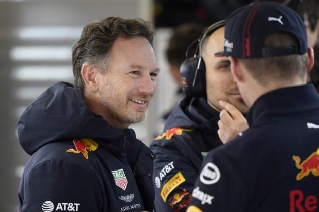 Red Bull-baas Horner wil uitstel nieuwe F1-regels naar 2023