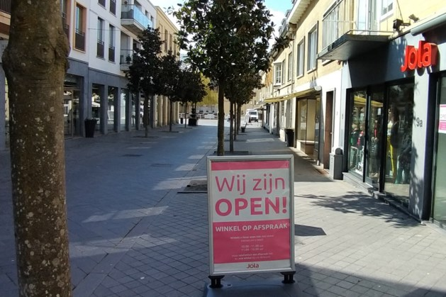 Autoluw centrum van Valkenburg tijdelijk opengesteld voor bestelwagens