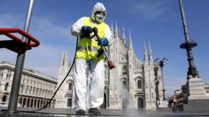 Coronavirus: meer doden en besmettingen in Italië