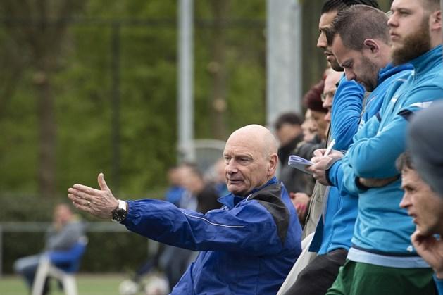 Twee voetbal-leeuwen op de borst bij FC Landgraaf
