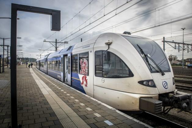 Trein Maaslijn op maandag langer om afstand passagiers te garanderen