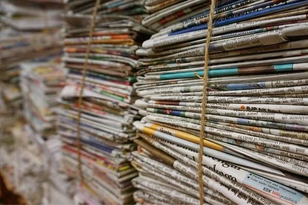 Beesel stopt tijdelijk met inzameling oud papier