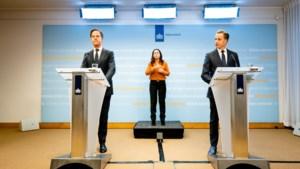7,5 miljoen zien persconferentie Rutte over coronacrisis