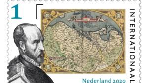 Postzegels van Venlose Maud van Rossum reizen de wereld rond