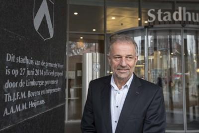 Burgemeester Jos Heijmans van Weert langer op non-actief