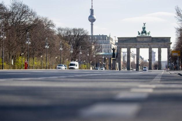 Dodental coronavirus Duitsland stijgt tot boven 1100