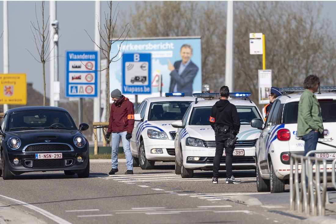 Belgen moeten uitstapje naar Maastricht bekopen met fikse boete - De Limburger