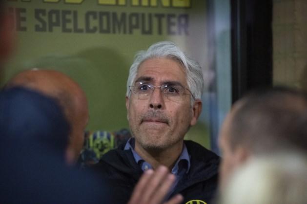 Roda-fans niet vervolgd voor wegjagen De la Vega