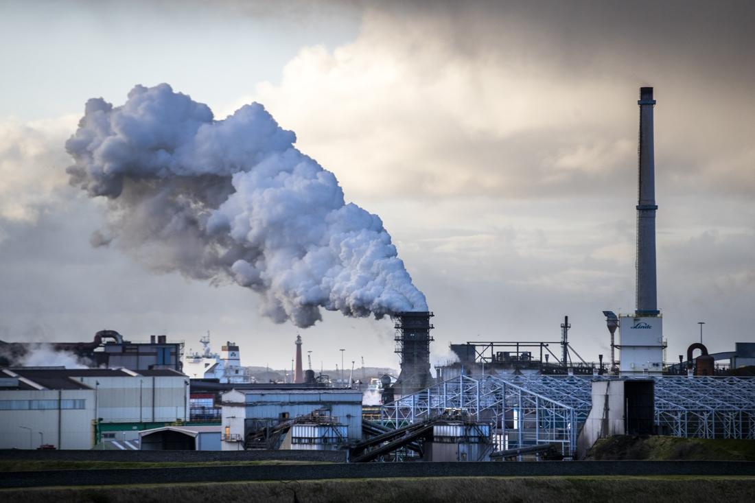 Reorganisatie Tata Steel uitgesteld om coronavirus