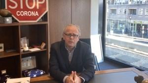 Burgemeester Akkermans: 'Kom niet naar Heuvelland'