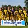Internationale toernooien voor voetbaltalenten van de baan