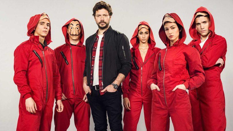 Nieuw seizoen 'La Casa de Papel' staat nu online