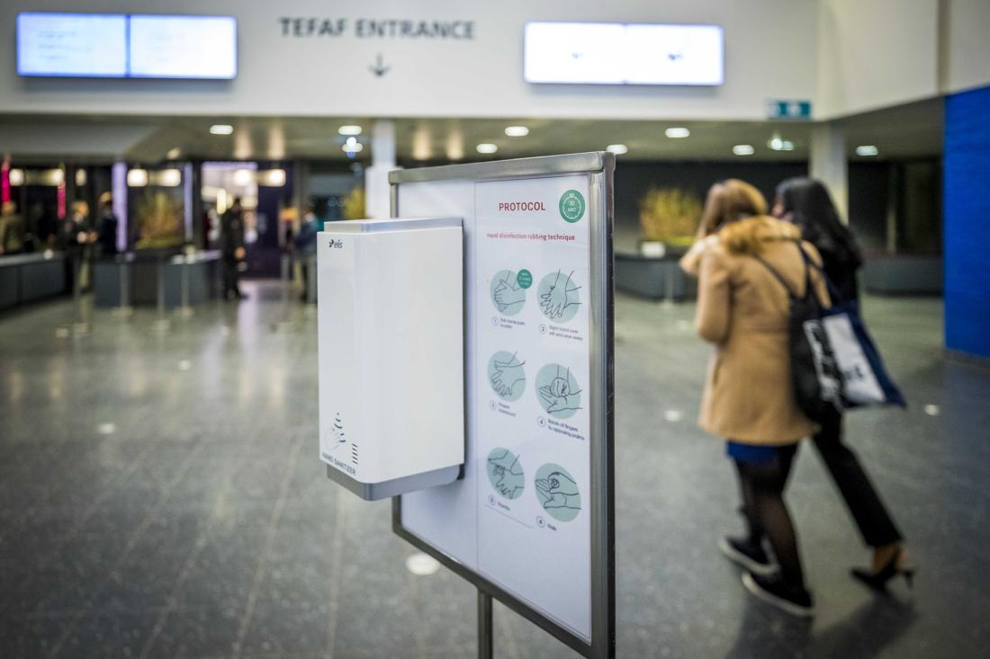 Minister gaf persoonlijk toestemming voor doorgaan Tefaf - De Limburger