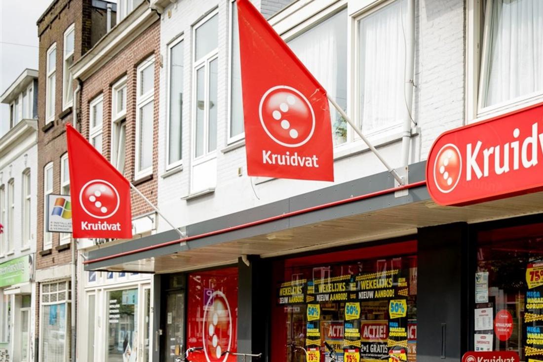 Nederlandse verhuurder vraagt bankroet aan voor Chinese eigenaar Kruidvat en ICI Paris