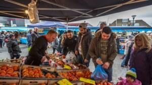 Ophef over vijf kramen op markt in Eygelshoven