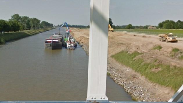 Eindelijk vaart achter werk aan Julianakanaal tussen Berg en Obbicht
