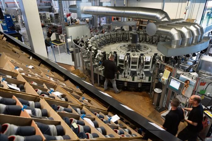 Emma veiligheidsschoenen in Kerkrade verdubbelt productie na crisis